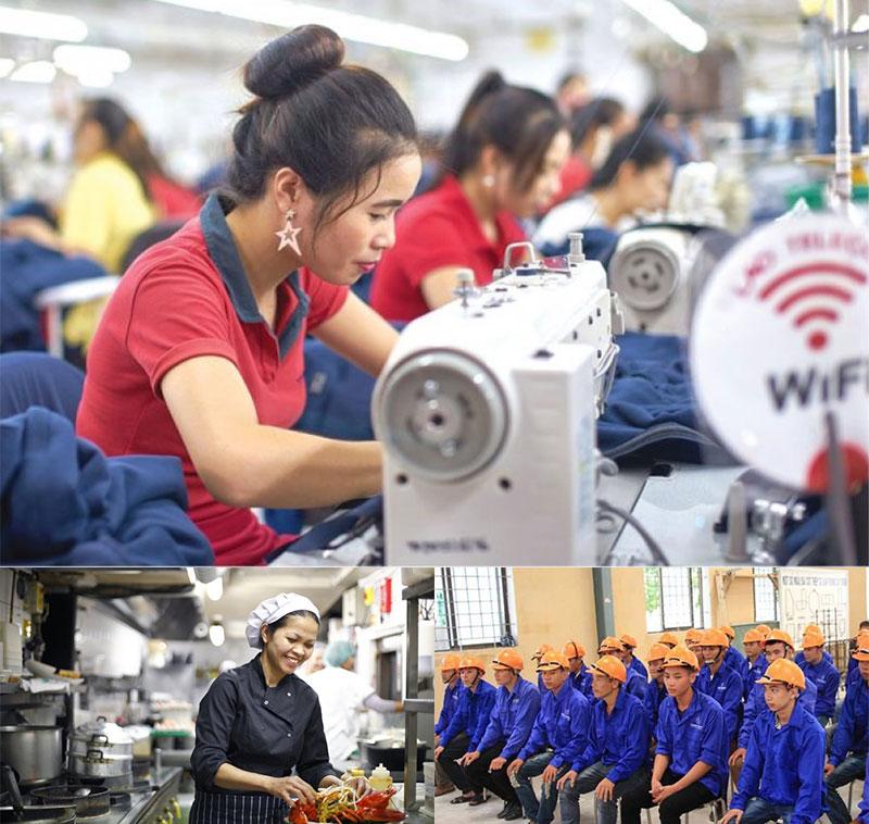 Recrutare din Sri Lanka , Nepal , India. Cum si-n ce conditii pot fi angajati strainii extracomunitari .Romania importa forta de muncă din tarile asiatice