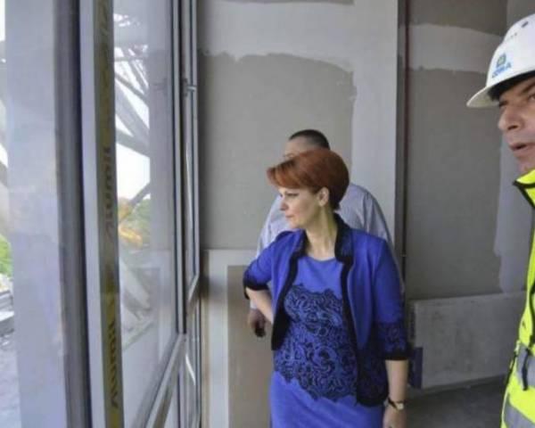 CRIZA FORTA MUNCA. Olguta Vasilescu: Directiva UE. Salariul minim 3000 de lei pentru straini