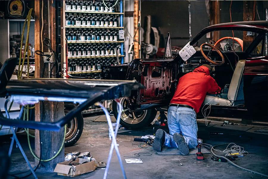 Ateliere auto
